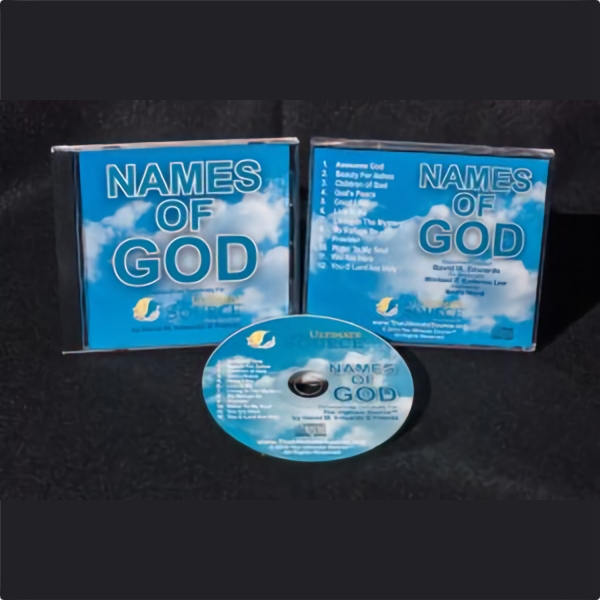 The Ultimate Source™ Worship CD